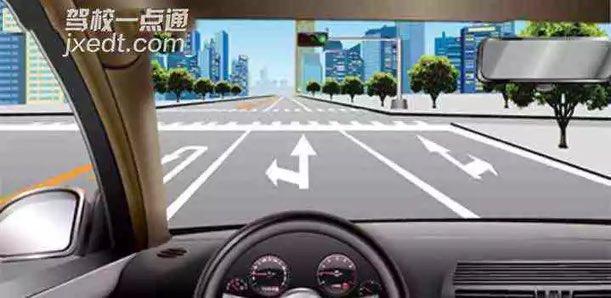 驾照科目四模拟考试题插图(37)