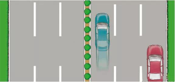 驾照考试科目一仿真考试100题c1插图(20)