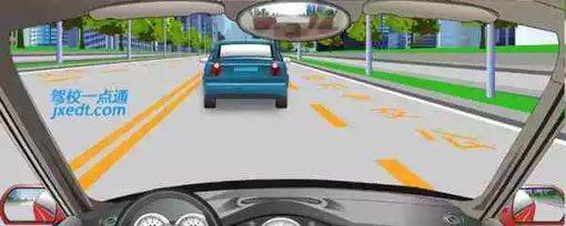 驾照考试科目一仿真考试100题c1插图(11)