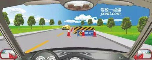 驾照考试科目一仿真考试100题c1插图(26)