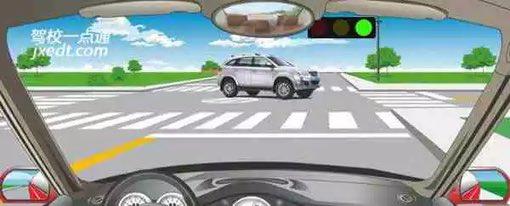 驾照考试科目一仿真考试100题c1插图(35)