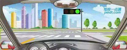 驾照考试科目一仿真考试100题c1插图(13)