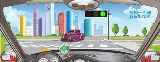 驾照考试科目一仿真考试100题c1插图(6)