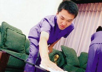 镇海江北鄞州高新区家庭打扫装修后打扫二手房擦玻璃