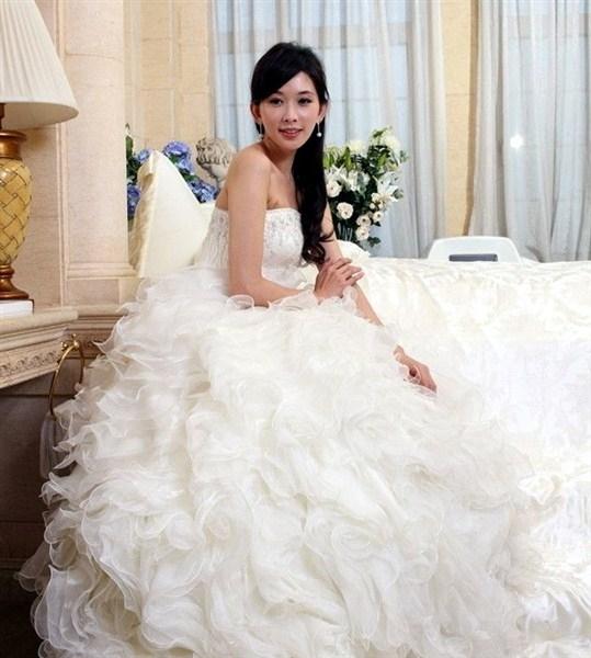 日系婚纱照