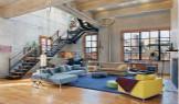 Loft,loft装修,房屋装修,美国房产,旧物改造