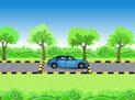 场地驾驶考试